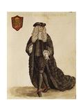 Venetian Ambassador Giclée-Druck von Jan van Grevenbroeck