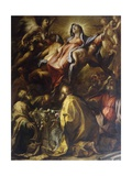 Assumption of the Virgin, 1697 Giclee Print by Alessandro Gherardini