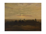 Stone Age Stronghold at Nobbin, Rugen Island, 1819 Giclee Print by Carl Gustav Carus