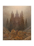 The Cross in the Mountains, 1808 Giclee Print by Caspar David Friedrich