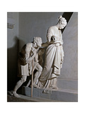 Monument of the Archduchess Maria Cristina of Austria, 1798 Giclee Print by Antonio Canova