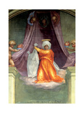 Santa Maria Novella: Decoration of the Cappella Del Papa Giclee Print by Jacopo da Carucci Pontormo