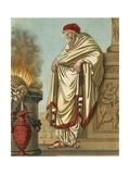 Grand Pontiff Giclee Print by Jacques Grasset de Saint-Sauveur