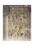 Scene from Cycle on Trajan's Column, 1511-1513 Giclee Print by Baldassare Peruzzi