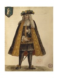 Sardinian Ambassador Giclee Print by Jan van Grevenbroeck
