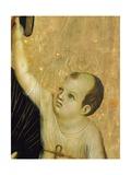 Crevole Madonna, 1283-1284 Giclee Print by Duccio Di buoninsegna