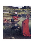 The Miraculous Draft of Fishes, 1444 Giclee Print by Konrad Witz