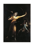 The Sleepwalking Lady Macbeth, 1781-1784 Giclee Print by Henry Fuseli