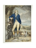 Portrait of Johann Wolfgang Von Goethe in the Country Giclee Print by Johann Heinrich Wilhelm Tischbein