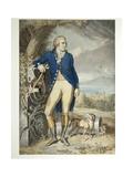 Portrait of Johann Wolfgang Von Goethe in the Country Giclee Print by Johann Heinrich Wilhelm Tischbein