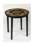 Table Painted with Lacquer Imitation Giclee Print by Roger Fry