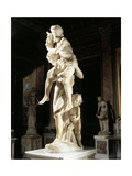 Aeneas, Anchises and Ascanius, 1618-1619 Giclee Print by Pietro Bernini