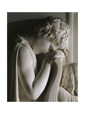 The Mourning of Countess De Haro Giclee Print by Antonio Canova