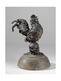 One of 9 Maquettes for the Sam Wilson Chimneypiece, C.1908-14 Giclee Print by Alfred Gilbert