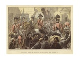 Triumphal Entry of the Duke of Wellington into Madrid, 1812 Giclee Print by Gordon Frederick Browne