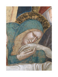 Tomb of Tessa De 'Bardi: Lamentation over the Dead Christ Giclee Print by Taddeo Gaddi