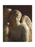 Candleholder Angel from the Ark of St Dominic Giclee Print by  Michelangelo Buonarroti