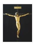 Holy Spirit Crucifix, Circa 1493 Giclee Print by  Michelangelo Buonarroti