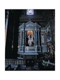 Ecstasy of St. Teresa in Santa Maria Della Vittoria in Rome Giclee Print by Gian Lorenzo Bernini