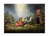 The Conversion of St. Paul Or, the Road to Damascus Giclee Print by Aelbert Cuyp