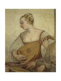 Concertino, Circa 1570 Giclee Print by Giovanni Antonio Fasolo