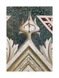 Tomb of Tessa De' Bardi: Lamentation over the Dead Christ Giclee Print by Taddeo Gaddi