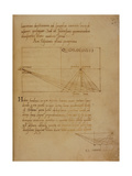 De Pictura: 'General Schema of Legitimate Construction' Giclee Print by Leon Battista Alberti