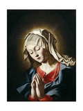 Virgin in Prayer Giclee Print by  Giovanni Battista Salvi da Sassoferrato
