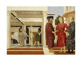 Flagellation of Christ, 1444-1469 Giclee Print by  Piero della Francesca