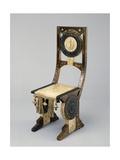 Art Nouveau Style Chair, Ca 1902 Giclee Print by Carlo Bugatti