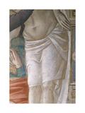 Tomb of Tessa De 'Bardi: Lamentation over the Dead Christ Giclee Print by Taddeo Gaddi
