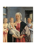 The Madonna of Senigallia Giclee Print by  Piero della Francesca