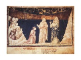 The Beginning of Purgatorio, from Divine Comedy Giclee Print by Dante Alighieri