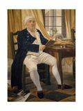 Portrait of Ennemond Alexandre Petitot Giclee Print by Johann Zoffany