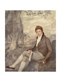 Henry John Temple, Third Viscount Palmerston, Kg, Aged 18 Giclee Print by Thomas Heaphy