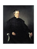 Portrait of Antonio Rosmini Serbati Giclee Print by Francesco Hayez