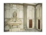 Tomb of Lorenzo De' Medici, 1524-1534 Giclee Print by  Michelangelo Buonarroti