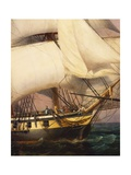 Napoleon's Return from Elba, February 28, 1815 Giclee Print by Louis Garneray