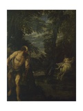 Hercules, Deianeira and Centaur Nessus Giclee Print by Paolo Veronese