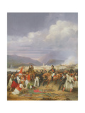 The Capture of Morea Castle, 30th October 1828, 1836 Giclee Print by Jean Charles Langlois