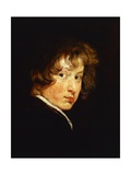 Self-Portrait at Sixteen, 1615 Giclee Print by Anthony Van Dyck