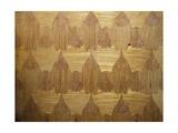 Art Nouveau Style Welsh Dresser Giclee Print by Louis Majorelle