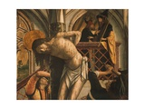 Flagellation of Christ, 1495-1498 Giclee Print by Michael Pacher