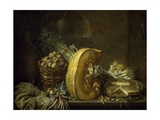 Still Life with Vegetables Giclee Print by Henri Horace Roland De La Porte