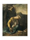 Gypsy Girl Giclee Print by Antonio Allegri Da Correggio
