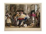 Sunday Morning, Eng. George Hunt, Pub. Thos. Mclean, London, 1827 Giclee Print by Theodore Lane
