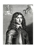 James Graham, Marquis of Montrose, Print Made by A. Matham, C.1644-50 Giclee Print