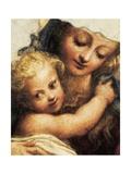 Madonna Della Scala Giclee Print by Antonio Allegri Da Correggio