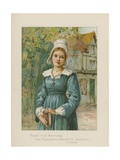 Fairest of All the Maids Was Evangeline, Benedict's Daughter Giclee Print by Henry Marriott Paget