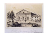 Palazzo Thiene in Quinto Vicentino Giclee Print by Marco Moro